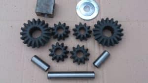 Mechanizm różnicowy - sprzedaż mechanizmów różnicowych do Iveco