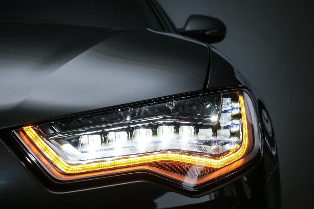 oswietlenie auta